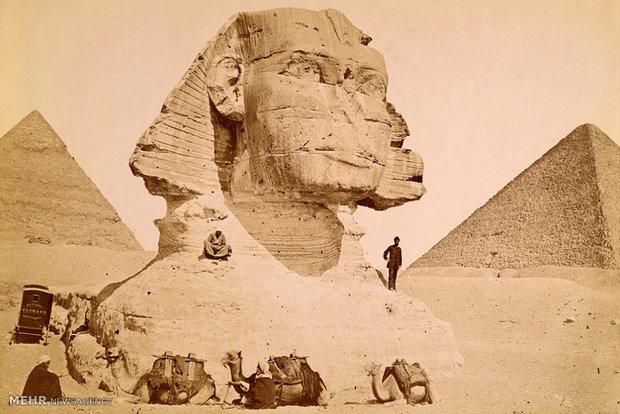 سفر گردشگران اروپایی به مصر در قرن نوزدهم