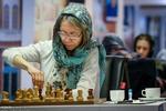 گفتگوی مهر با «مسن»ترین شطرنجباز مسابقات زنان جهان در تهران
