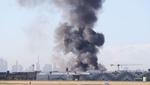 آسٹریلیا چھوٹا مسافر طیارہ شاپنگ سینٹر پر گرنے سے 5 افراد ہلاک