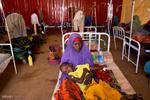 گرسنگی، جان ۱۱۰ شهروند سومالی را گرفت