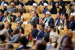 Tahran'daki Filistin Konferansı'ndan kareler