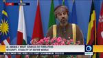 VIDEO: Omani Parl. head addresses Palestine Conf. in Tehran