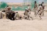 فرار داعشی ها از جنوب غرب موصل/حمله هوایی به مقر داعش