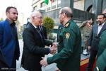 ایرانی وزیر دفاع سے پاکستان کے وزیر اعظم کے مشیر خارجہ کی ملاقات