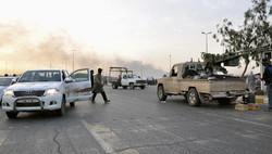 انفجارات عنيفة في معسكر الغزلاني غربي الموصل
