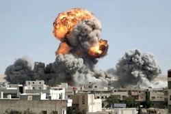 انفجارات متعاقبة غربي الموصل