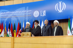 6th Intl. Conference underway in Tehran