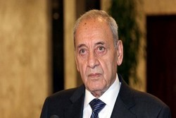 Berri urges Muslim states to oppose US embassy relocation