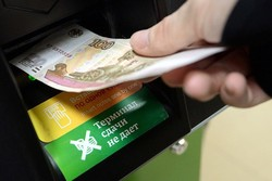 Tehran, Moscow connect card payment switches