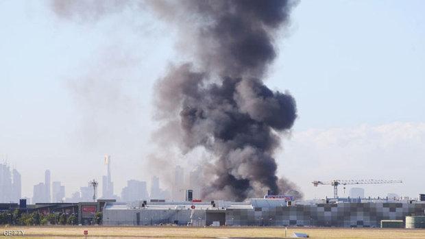 سقوط هواپیما در استرالیا