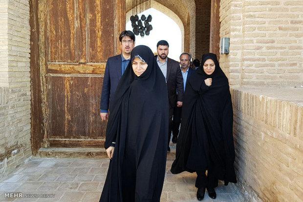سفر رئیس سازمان میراث فرهنگی به استان سمنان