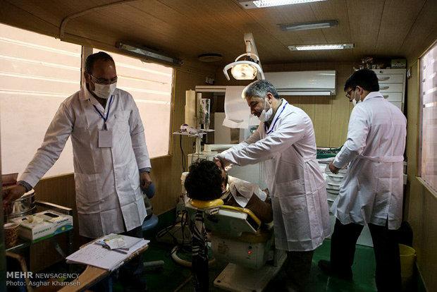الحرس الثوري يوفد 17 فريقا تكتيكيا للجراحة الى المناطق المنكوبة بالسيول