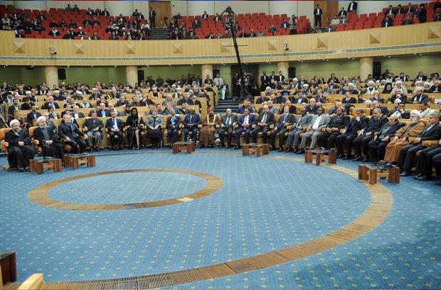 6th Intl. Conference underway in Tehran