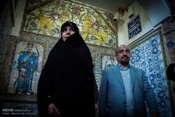 سفر زهرا احمدی پور رئیس سازمان میراث فرهنگی به استان سمنان