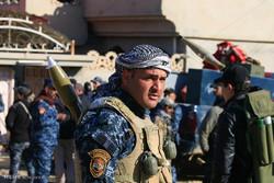 پیشروی نیروهای عراقی در غرب موصل