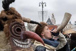 جشنواره ماسلنیتسا در روسیه