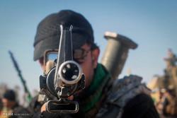 """القوات الامنية العراقية بتكريت تقتل جميع المهاجمين من """"داعش"""""""