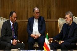 لاريجاني يشدد على أهمية الجزائر في العالم الإسلامي