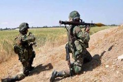 فیلم/تسلط ارتش سوریه بر شرکت گاز «حیان» در شرق حمص