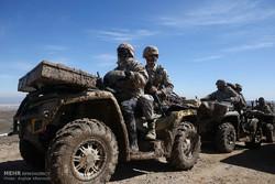 پایان رزمایش پیامبر اعظم 11 نیروی زمینی سپاه