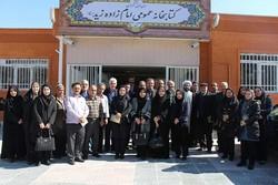 کتابخانه عمومی امام زاده زید