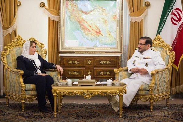 Suriye Meclis Başkanı Tahran'da Şemhani'yle görüşecek
