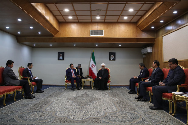 Iran welcomes boost in Uganda, Jordan ties