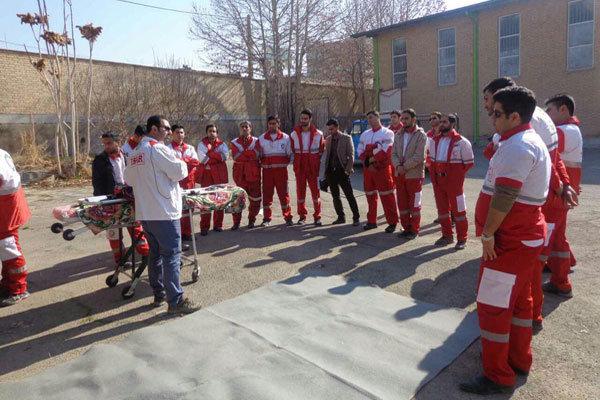 امدادرسانی به ۶۶ هزار و ۵۰۰ نفر/اسکان ۱۵ هزار مسافر نوروزی