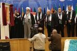 تبری که امام بر کمر رژیم صهیونیستی زد، رهبری بر گلوی آن فشرده است