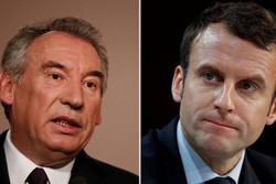 انتخابات فرانسه: ائتلاف غیرمنتظره «فرانسوا بایرو» با «ماکرون»