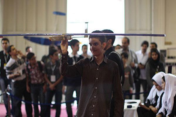 رقابت تیم ها در مسابقات هوافضای دانشگاه صنعتی امیرکبیر,