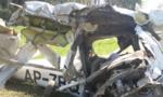 فیصل آباد میں تربیتی طیارہ گر کر تباہ/ 2 افراد ہلاک