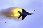 سقوط یک فروند جنگنده اف ۱۶ آمریکا در نیومکزیکو