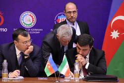 İran ve Azerbaycan arasında ticari işbirliği / foto