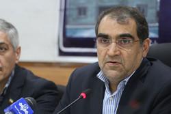 سید حسن قاضی زاده هاشمی وزیر بهداشت در سمنان