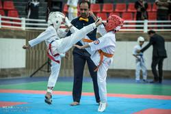 رقابت های کاراته جام رمضان استان مرکزی پایان یافت