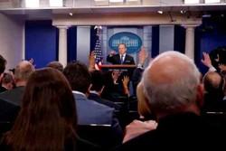 نشست خبری کاخ سفید