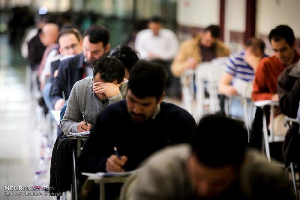 برگزاری کنکور ارشد در ۷ و ۸ اردیبهشت/ رقابت ۸۷۸ هزار داوطلب