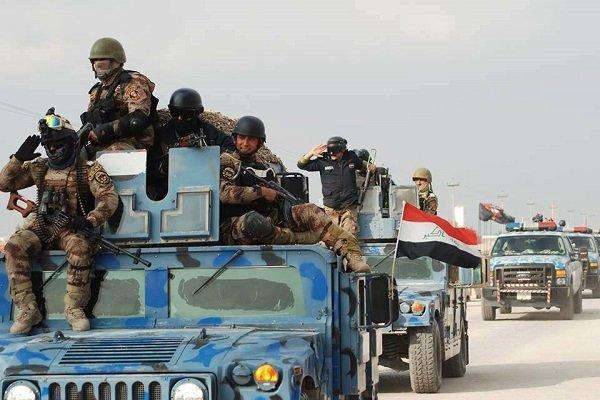 التقدم نحو اول احياء الجانب الايمن في الموصل