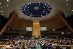 شش کشور عضو سازمان ملل متحد از حق رأی محروم شدند
