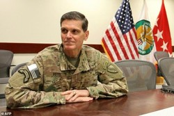 U.S. general makes military threats against Iran
