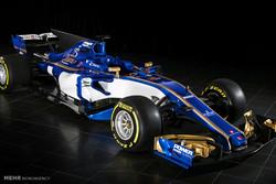 2017 Formula 1 arabaları / foto