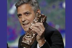 «او» سزار را هم برد/ جرج کلونی جایزه افتخاری گرفت
