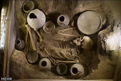 موزه عصر آهن تبریز