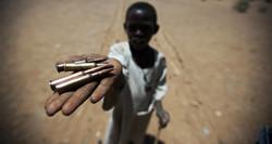 UNICEF calls to eradicate shameful soldier children