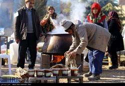 Samanoo festival celebrated in northeastern Iran