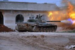 مقتل 75 مسلحاً من جبهة النصرة بنيران الجيش السوري في بدرعا