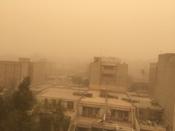 Budget bill proposes $125m to deal with dust storms