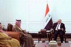 """العبادي: لو لا العراق لوصل """"داعش"""" إلى دول الخليج الفارسي"""