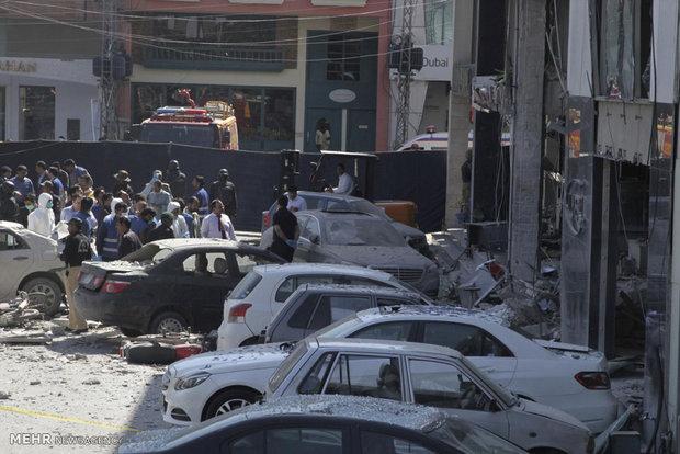 انفجار در لاهور دست کم ۲۲ زخمی برجا گذاشت